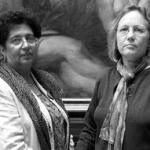 Aicha el-Wafi + Phyllis Rodriguez