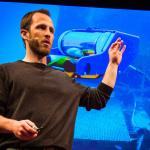 David Lang: My underwater robot