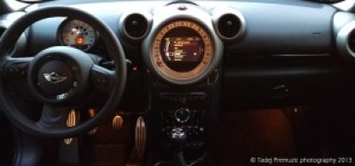 Mini Cooper All4 S Countryman - Interior - Teddy's Blog - Testiraj Mini