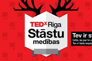 TEDxRiga Story Hunt