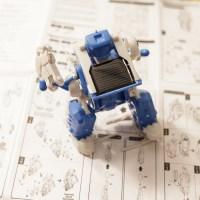 Dollarama Reviews: 3 in 1 Solar Robot Kit