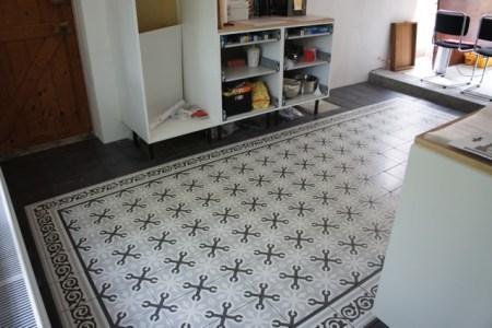 Keramische patroon tegels
