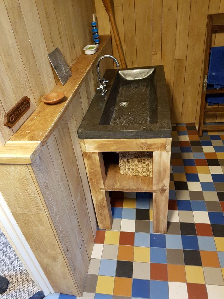 Winckelmans in badkamer