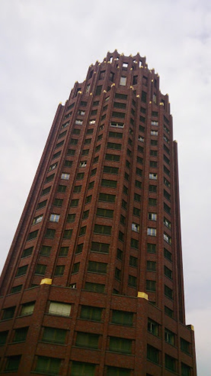 Das Hotel von außen
