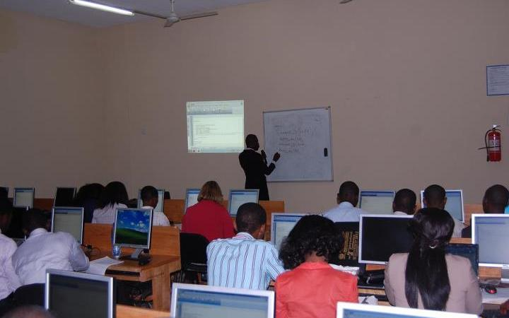 Microscale Embedded Ltd at Covenant University