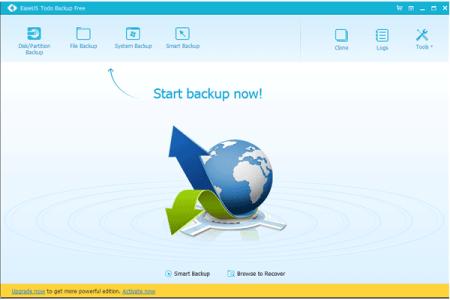 Review – EaseUS Todo Backup Server 8.6
