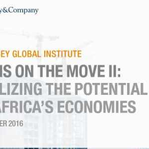 Large African companies are growing faster and more profitable than global peers