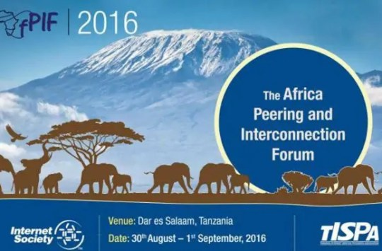 African Peering and Interconnection Forum (AFPIF)