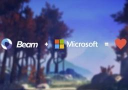 Microsoft + Beam