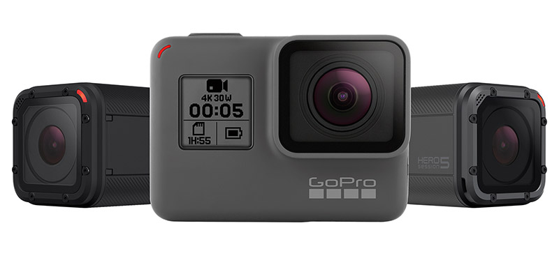 GoPro Rilis Produk Baru yaitu Action Camera HERO5 dan Drone Karma