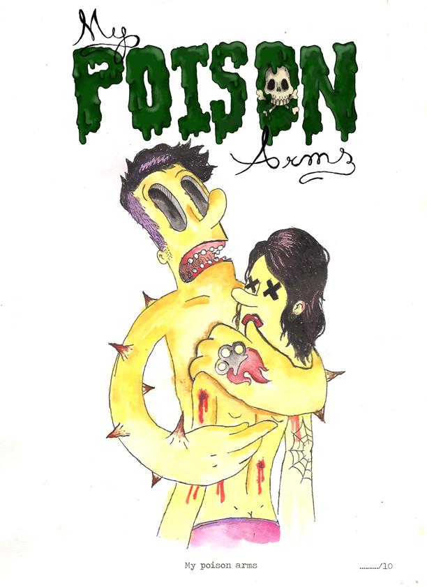 poison arms listo baja