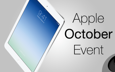 October 22nd Apple Event