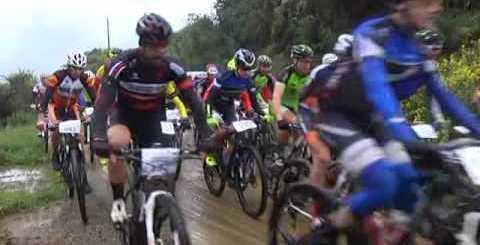 Campeonato bicicleta montaña