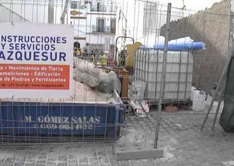 1,5 millones de euros para crear nuevos espacios públicos
