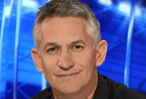 Gary Lineker Slams Tommy Robinson on Twitter,  PhotoCredit: Buzz.ie