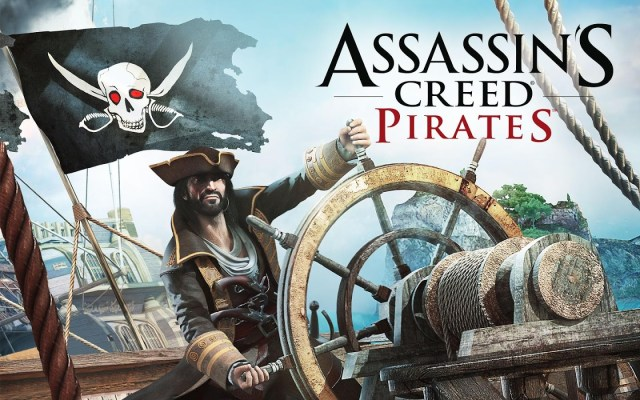 FREE console quality mobile games | Assassin's Creed Pirates Free Download