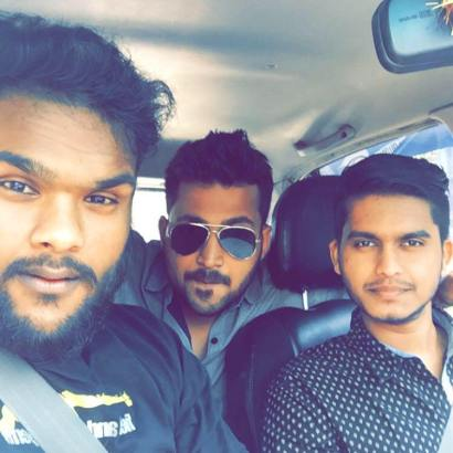 Music Sensation : Ashmik Patil with his friends Kunal Amin and Kunal Pandit