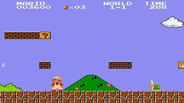 Mario gaming has evolved from 90s to now