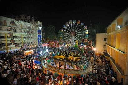 Bandra Fair, 2016, Mumbai - Goa
