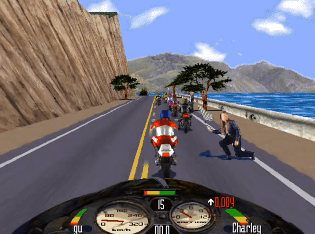 Road Rash gaming has evolved from 90s to now