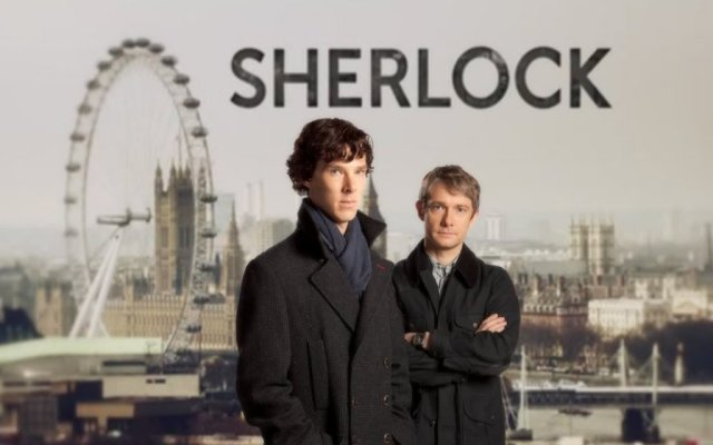 Sherlock Best Tv Series Of All Time