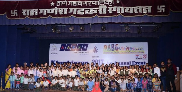 Annual Event For Underprivileged Kids Help By Aarna Foundation