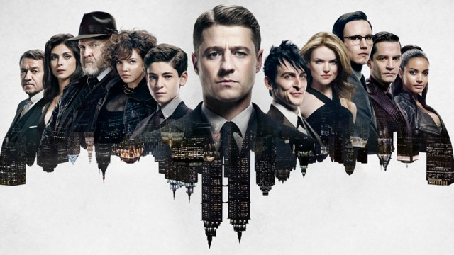 Superhero TV Series, Gotham