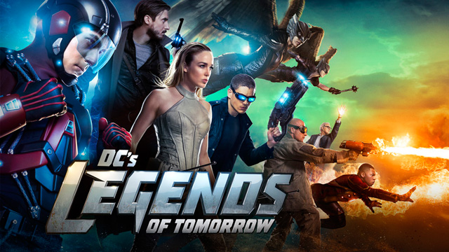 Legends Of Tomorrow, Superhero TV Series