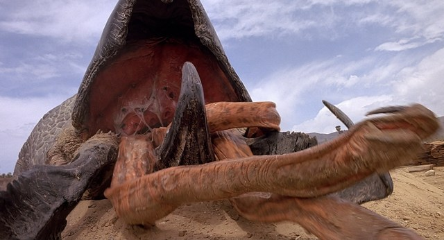 funny horror movies, tremors