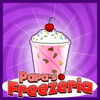papa's freezeria, ice cream games, baking games, cooking games