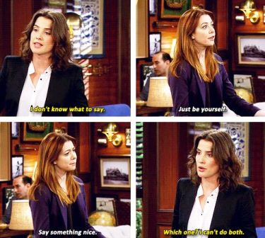 Robin Scherbatsky, HIMYM, Cobie Smulders, Sparkles, Ted Mosby, Robin Daggers