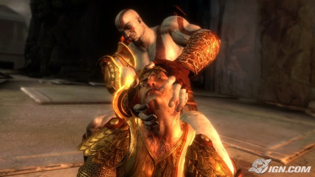 god of war, games that let you play as the bad guy