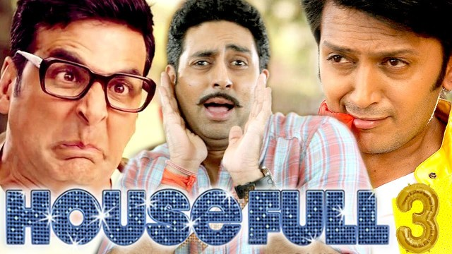 housefull 3, highest grossing Bollywood movies of 2016