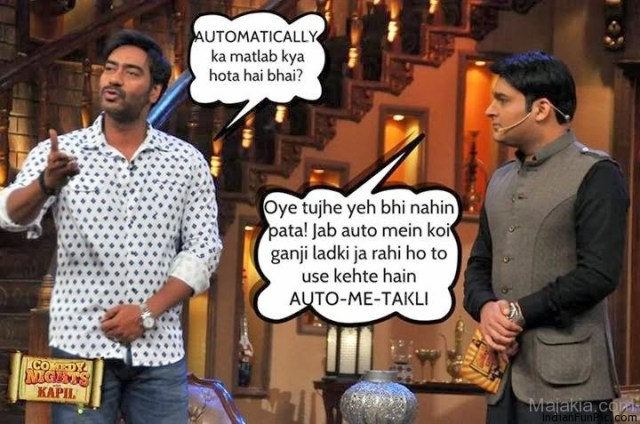 kapil sharma, kapil, kapil sharma show, comedy nights with kapil, hilarious, funny, talk show, celebrities, bollywood, indian celebrities