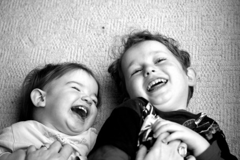 laughter, kids laughing