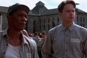 the shawshank redemption, movie, imdb top 250, morgan freeman