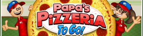 papa's pizzeria , papa louie games, pizzeria , pizza games