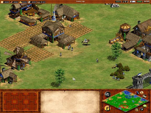 age of empires ii, aoe, age of empires game, microsoft, gaming
