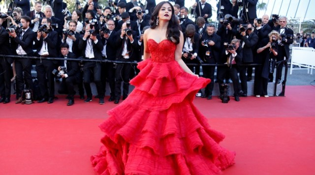 aishwarya rai, fashion, Cannes, dress