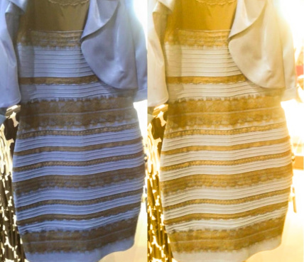 blue dress, black dress, yellow dress, white dress