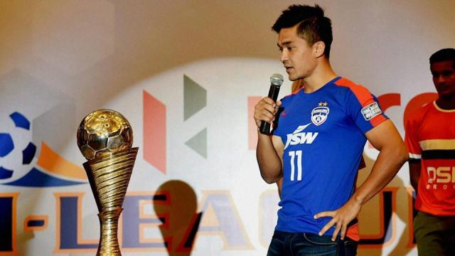 Sunil Chhetri, FIFA, Cricket, Bollywood, ISL, Indian Super League, Stephen Constantine, india, indian, Coach, Indian Football, Football, AFC Asian CUp, UAE, International, Dribble, Kyrgyzstan, Cristiano Ronaldo, Wayne Rooney, Lionel Messi, Clint Dempsey,