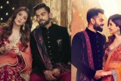 virat, anushka, wedding, marriage, cricketer, actress, sabyasachi, italy