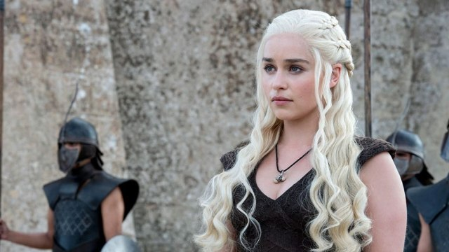 GOT, Game of Thrones, Emilia Clarke, Emilia, Series, TV Series, Blonde, Actress, Goodbye