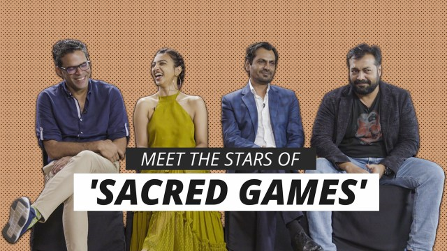 Sacred Games, big screen, Indian news, latest news, Bollywood news