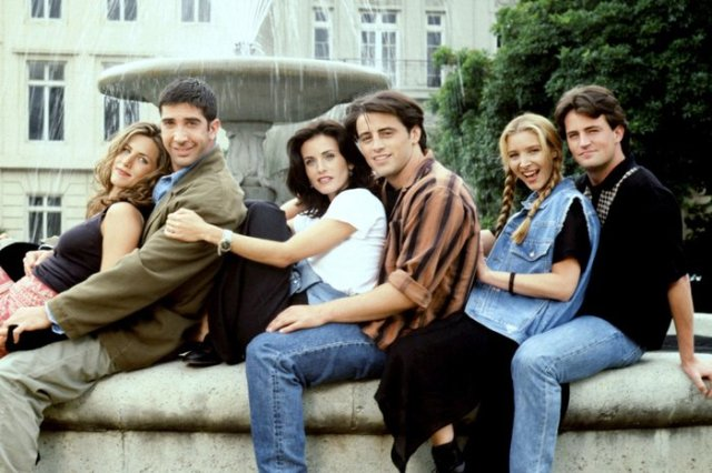 Friends, TV series, Ross, chandler, Phoebe, Monica, Rachel, Joey, food, bff, love, laugh, series, 24 years