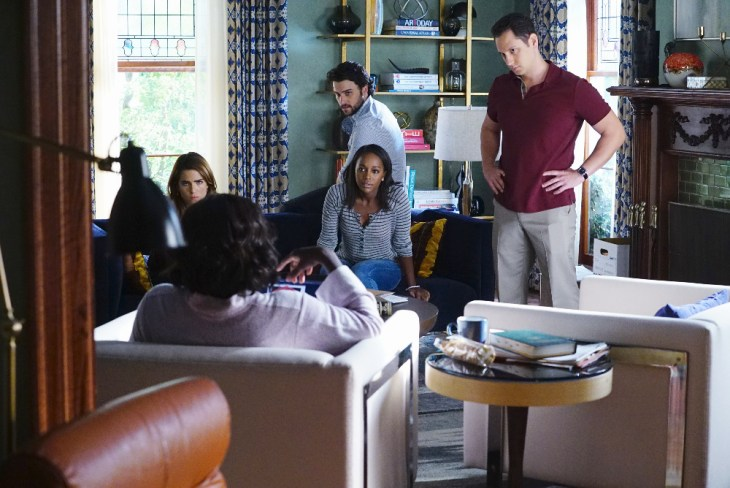 """HOW TO GET AWAY WITH MURDER - """"It's About Frank"""" -ABC/Richard Cartwright"""