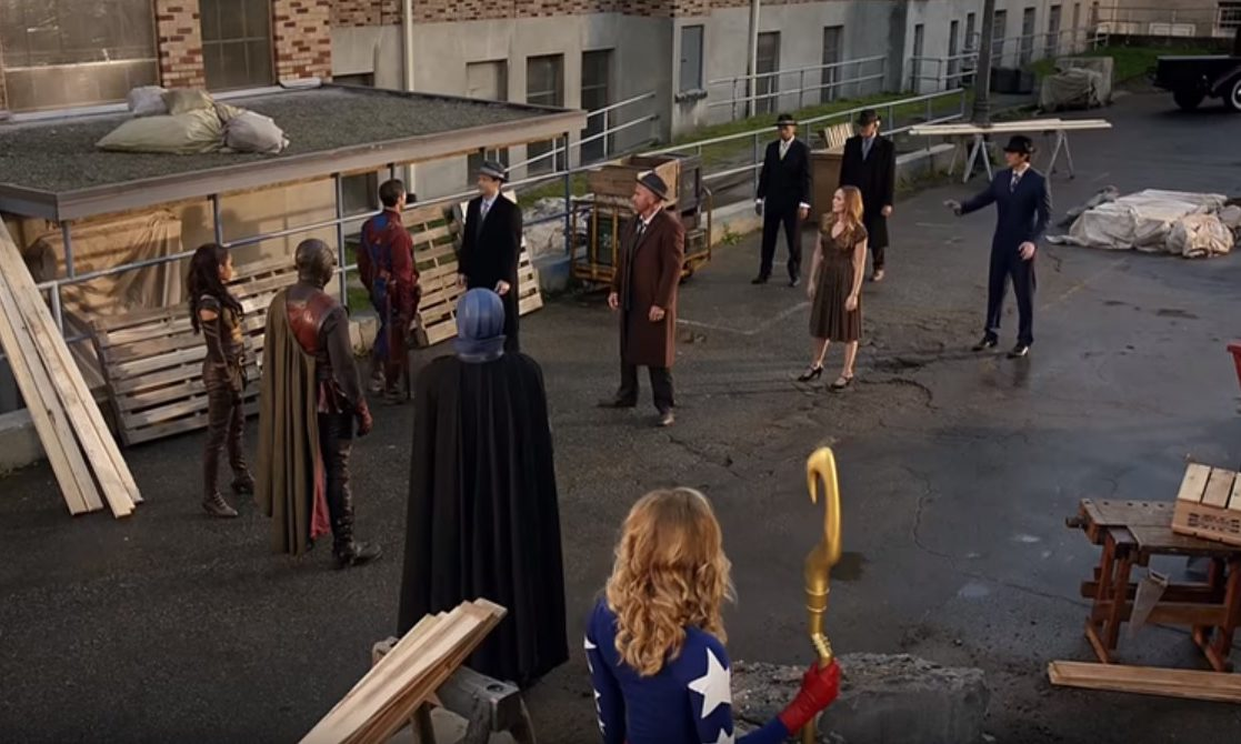 DC's Legends of Tomorrow Review: Justice Society of America (Season 2 Episode 2)