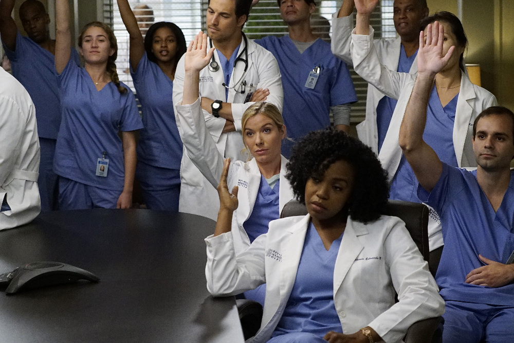 Grey's Anatomy Review: Why Try to Change Me Now (Season 13 Episode 7)