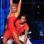 Karan and Elena in an exquisite dance on Aaj Blue Hain paani song
