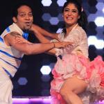 Kritika dances with Savio on the song Slow motion Angreza